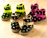 baby brands list - Brand New Children s Boot trail kids shoes listed new skulls yards Korean baby shoe pairs