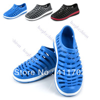 Wholesale 2013 New Hot Men s Slippers Loafers Hollow Sneakers Slip On Beach Sandals Shoes Men Breathable Sandal Z Abig