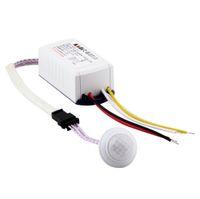 Wholesale 1pcs IR Infrared Module Body Sensor Intelligent Light Motion Sensing Switch New