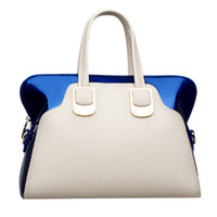 Totes Painting Medium - Paint color female bag women medium patchwork handbag new BTP066