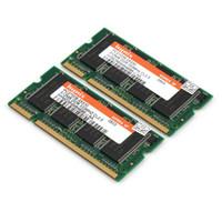 Wholesale 2Pcs MB Hynix PC2700S DDR Mhz pin DDR Sodimm Laptop Memory