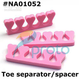 Soft Form Toe Separator Finger Spacer For Manicure Pedicure Nail Tools