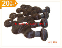 Wholesale off A Unprocessed Malaysian Virgin Remy Hair Extensions Human Hair Weave Double Weft Body Wave quot quot