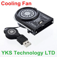 Wholesale Mini Vacuum USB Cooler Air Extracting Cooling Fan for Notebook Hot Seling