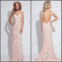 Light Pink Prom Dress Strapless