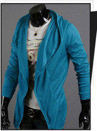 Wholesale New Style Korean Men s Hoodie Sweaters Long Sleeve Spring Autumn Dress Size M L XL