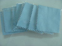Wholesale 8 cm pack Silver Polish Cloth for sterling silver pearl golden Jewelry Best Quality seller