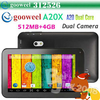 "Hot selling 2013 Q88 Pro A20 Android 4. 2 7"" tablet pc da..."