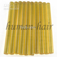 Wholesale boxes pieces Keratin Glue Sticks For Hair Extensions