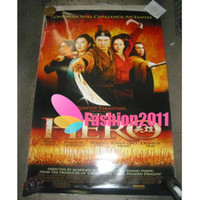 Wholesale Hero DVD the Best Foreign Language Film of OSCAR Prize by Zhangyimo Famous Chinese Director Free DHL DVD TV Series