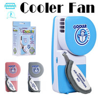 Wholesale USB Mini Fan Portable Hand Held Mini Air Conditioner Cooler Fan