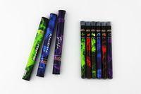nicotine - 2015 Promotion Disposable Electronic Cigarette E Shisha Pens Fruit flavor e hookah vapor colors No nicotine EGO Cigarette
