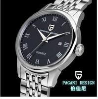 Wholesale Pagani Design stainless steel brand watches men watch business men waterproof watch CX