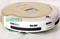 Wholesale automatic good intelligent vacuum cleaner robot Non collision bumper