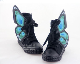 Wholesale Children s Fashion High Boots Casual Shoes Girl s Korea Boots Color Pair S1120