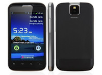 GSM850 Thai Android Wholesale - Unlocked Cheap smart phone MP991 Dual Sim Quad band Android 4.0 GSM phones Dual Camera 4.0inch Capacitive touch screen LT11