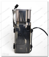 fish salt - Protein Skimmer Filter Pump With Power Head Fish Tank Aquarium Tank Salt Water FOR L TANK MYY7294