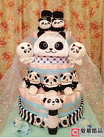 Disposable Diapers disposable baby diapers - Baby Panda Baby Diaper Cake The Unique Desgin