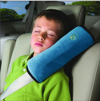Wholesale Children Car Seat Belts Pillow of Child Protect Shoulder Protection Cushion Bedding Pad Pillow L418