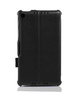 Wholesale Heat Setting Leather Case Stand Cover for Google New Nexus FHD nd II Gen