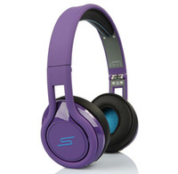Wholesale SGpost newest Small SMS Audio SYNC STREET by Cent Headphones Over Ear Wired high recommend