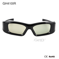 Wholesale Fashion Cheap Price Active shutter D TV glasses for Philips Sharp D TV