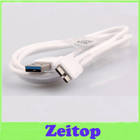 White 3 ft For Samsung 1M 3FT Data Sync Charging USB Cable for Samsung Galaxy Note 3 N9000 White Color 100pcs Lot