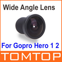 wide lens - 170 Degrees Wide Angle Lens Replacement For Sport Camera Gopro Hero D923