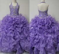 Real Picture Little Girl's Pageant Dresses Glitz 2014 Toddle...