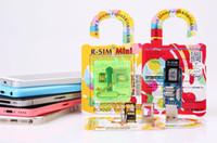 Wholesale R SIM mm R SIM Mini RSIM Mini R SIM Mini Sim Unlock for iPhone S G C S iOS