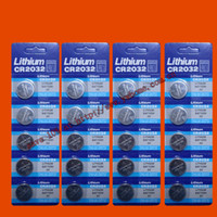 Wholesale 20 X CR2032 BR2032 V LITHIUM battery track number