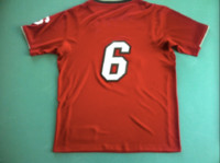 Wholesale 2013 Christmas version basketball jersey red swingman jersey High Quality Mens Jerseys All Team Jerseys