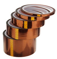 Wholesale 5 mm ft Kapton Tape High Temperature Heat Resistant Polyimide