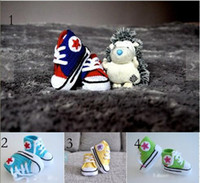 Unisex Summer Cotton 10%off!Free shipping casual toddler shoes,secondary lumbar crochet walker shoes,pentagram footwear sports shoes baby wear.7pairs 14pcs