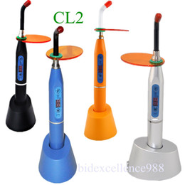 Wholesale Hot Sale and Best Quality CE Colors Dental W Wireless Cordless LED Curing Light Lamp mw