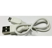 Wholesale Charging line for mobile power supply V8 micro5p white