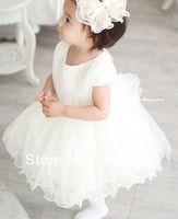 TuTu Summer Ball Gown Wholesale Baby Girl Party Dress Princess Dress Children Dress Wear Kids Clothing