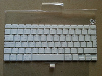 Wholesale New Apple MacBook quot Arabic A1181 White laptop keyboard palmrest top