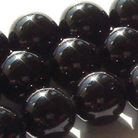 Wholesale Discount Natural Genuine Black Tourmaline Round Loose Stone Beads mm DIY Jewelry Necklaces or Bracelets