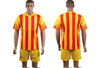 Wholesale 2013 Barcelona Away Soccer Jerseys Best Selling Outdoor Sports Sets Kits High Quality Cheap Soccer Uniforms Mix Order Christmas Gift