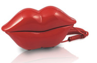 Wholesale Big Gift Sexy Telephone Flaming Lips Telephone Fashion Personality Phone Call Stand creative mouth phone