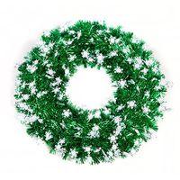 garland christmas - Dia cm Colorful Christmas Garland Door Garland Christmas Tree Decoration Gift Craft SD123