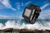 Wholesale W838 Waterproof Watch Phone Waterproof Mobile Phones Sport Diving Cell Phone New Market Colors FM