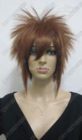 Cheap Wholesale - Free Shipping 1pc Katekyo Hitman Reborn sawada tsunayoshi Cosplay Wig