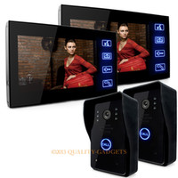 Wholesale 7 quot Video Door Phone Doorbell Intercom Home Security