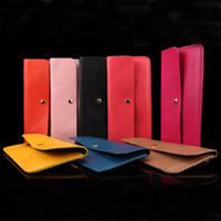 Wholesale A2 Long Design Women Wallet Genuine Leather Purse Cowhide Girls Women s Wallet