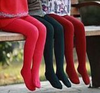 Leggings & Tights Girl Winter 2013 Winter Thicken Warm Kids Clothes Tights Fashion Baby Girls Warm-up Cotton Pantyhose Leggings Children Clothing Skinny Pants D0986