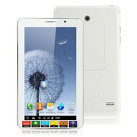 Wholesale HOT P1000 Inch MTK6572 Dual Core Galaxy Tablet Phone G ROM GSM Dual Sim Card Monster Phone Android Dual Camera Bluetooth GPS Phablet