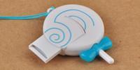 Wholesale Cheap mini mobile phone memory card reader TF MircoSD cute lollipop