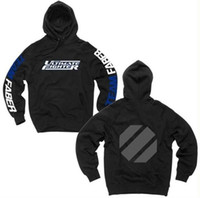 Wholesale Warmth HOT MMA TUF Team Faber Hoodies black